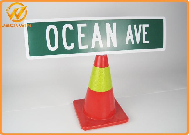 "6x24"" Novelty Ocean Avenue Street Sign Home Decor Humor Motivation Funny Sign"