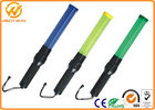 Rechargeable Plastic LED Safety Flashlight Wand High Brightness -20 鈩�- +70 鈩� Working Temp