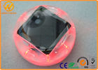 Solar Reflective Road Studs Cat Eyes with 1500mAh Li - on Battery , Anti - UV PC Material