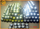 China High Brightness Low MOQ Glass Catseye Road Stud For Highway Capacity 20 Tons factory