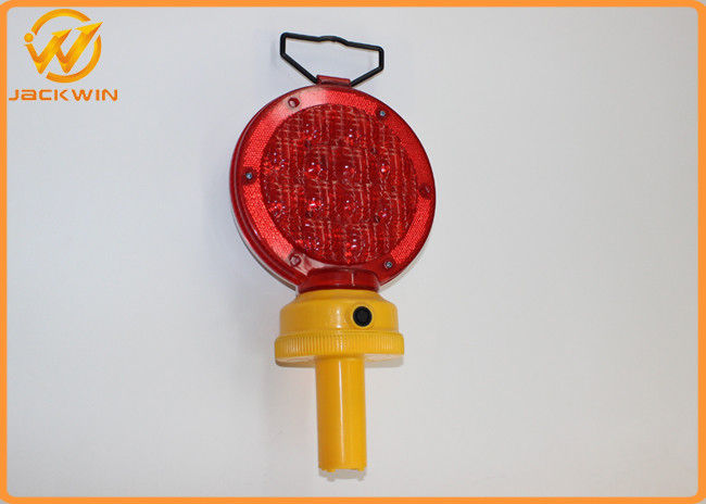 High Visiblity Hand Held LED Blinking Traffic Warning Lights 185*105*250mm