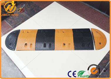 China Concrete Road / Asphalt Speed Bump with 20 Ton High Weight Capacity 1000*350*50 mm 14.5 kg distributor